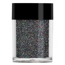 Lecente Black Holographic Glitter 8 gr.