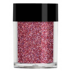 Lecente Raspberry Holographic Glitter 8 gr.