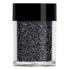 Lecente Pewter Holographic Glitter 8 gr.
