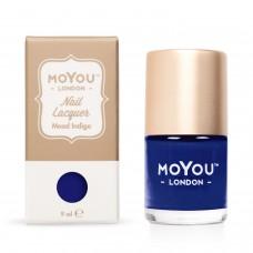 MoYou Mood Indigo lacquer 9 ml.
