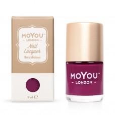 MoYou Berrylicious lacquer 9 ml.