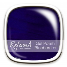 ReformA Gel Polish Blueberries 10 ml.