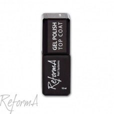 ReformA Gel Polish TOP Coat NEW 10 ml.